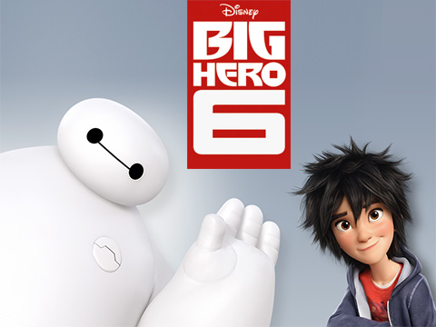 "La Disney ritorna con ""Big Hero 6"""