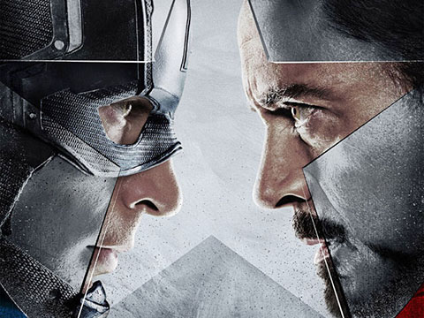 Captain America Civil War: il primo trailer italiano