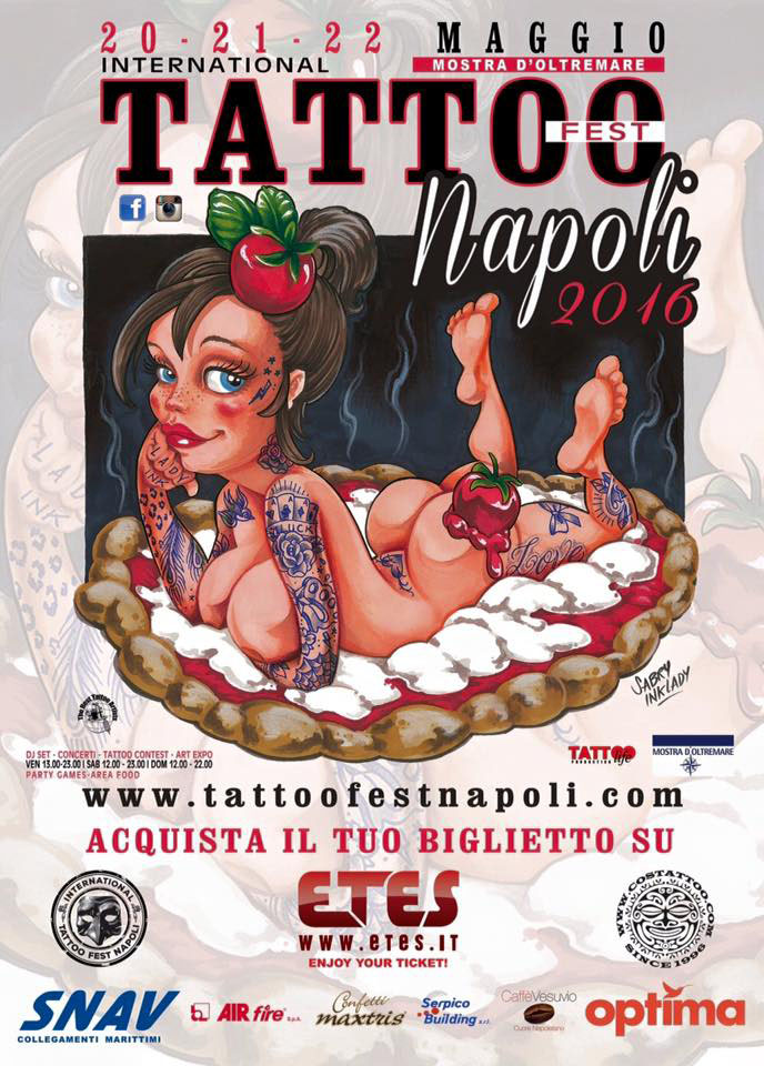 International_Tattoo_Fest_Napoli_2016_Locandina_Divergenzei